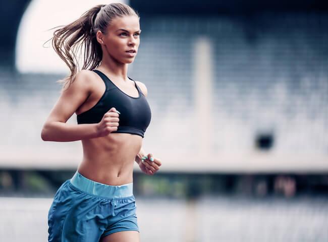 respire melhor durante a corrida