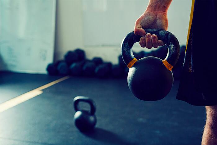 tipos de treinos na musculacao