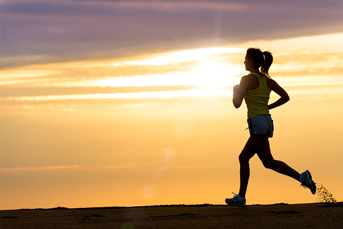 dormir bem para correr melhor