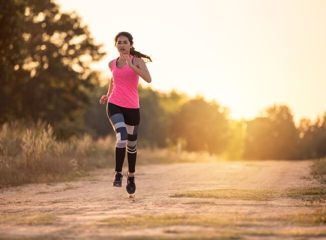 A corrida traz diversos benefícios para a saúde das mulheres