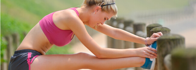 Fortaleça as pernas e corra melhor