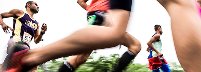 treino de corrida
