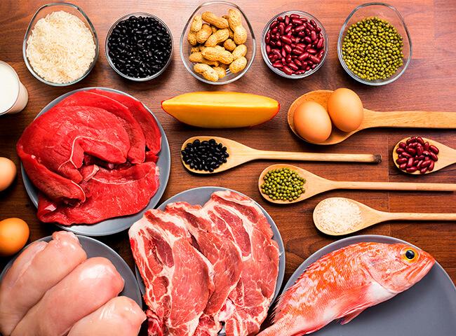 Nutrientes essenciais para o corredor
