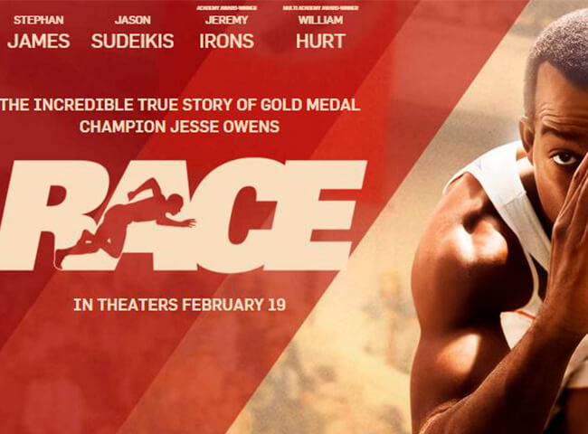 filmes sobre corrida