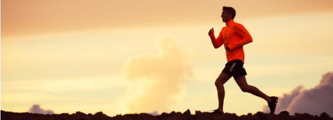 A corrida traz benefícios a quem sofre de diabetes