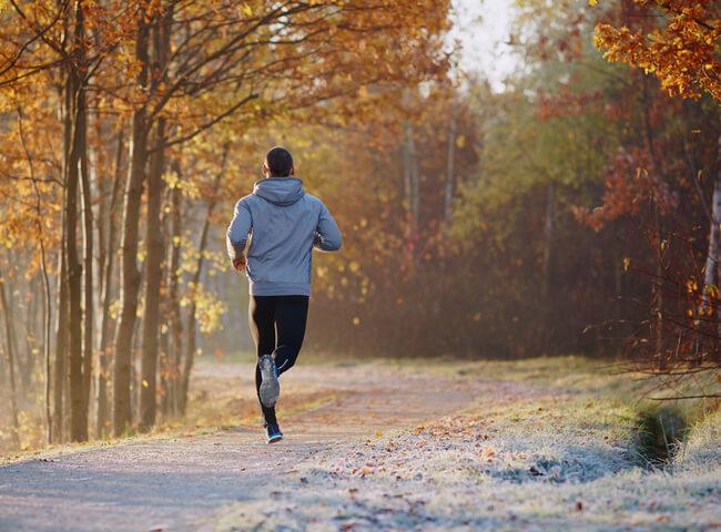 A corrida reduz o risco de morte e melhora a saúde