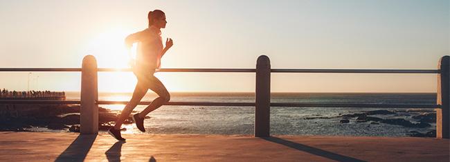 Correr 8km