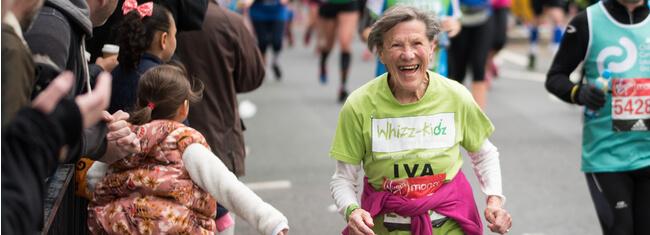 Os benefícios da corrida na velhice