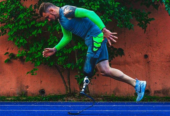 atleta Vinícius Rodrigues