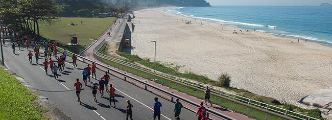 Novidades Maratona do Rio