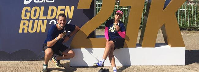 De sedentários a meio maratonistas em um ano