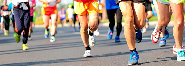Corrida donas da rua