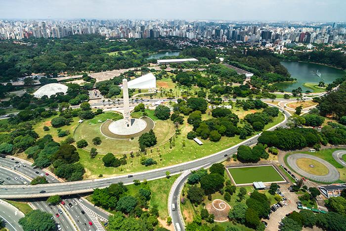 Cartões postais de São Paulo