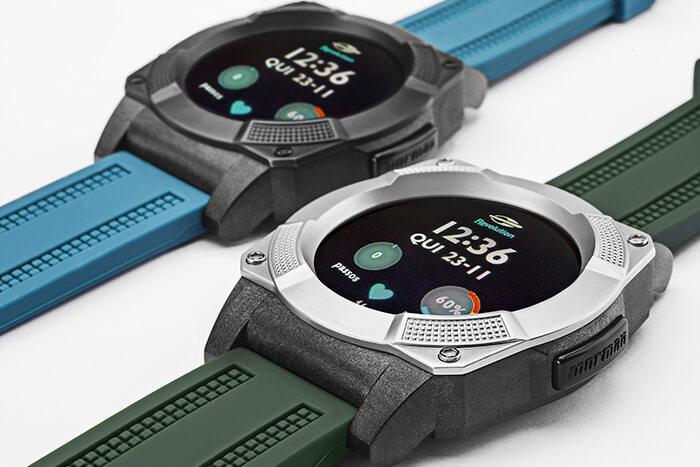 41a7fc695f381 Mormaii Revolution é o primeiro relógio inteligente esportivo da marca