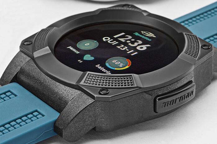 b9819e6379a Mormaii Revolution  testamos o relógio inteligente da marca brasileira