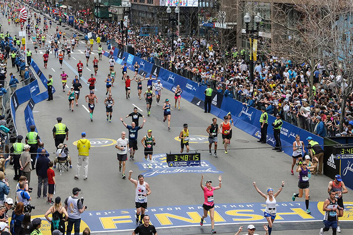 Maratona de Boston 2019