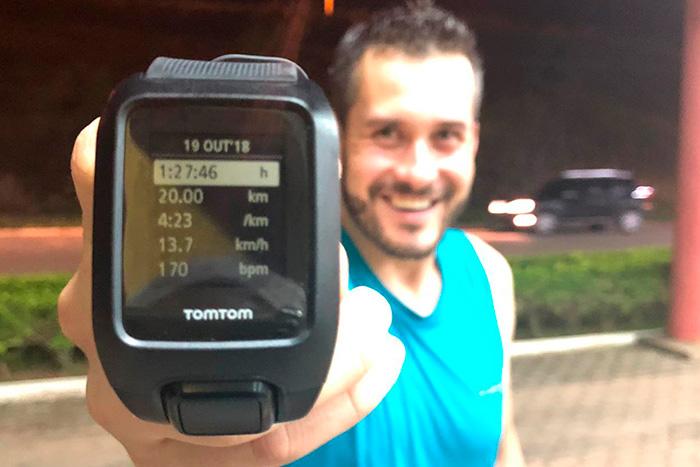 treino para a meia-maratona