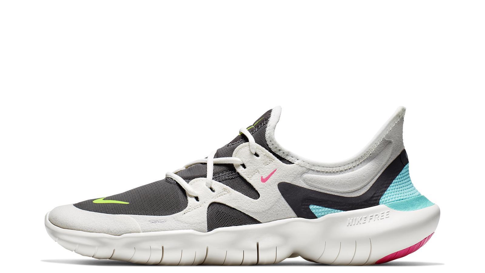 Novos modelos Nike Free chegam ao mercado brasileiro