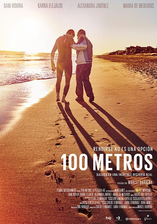 Poster do filme 100 Metros