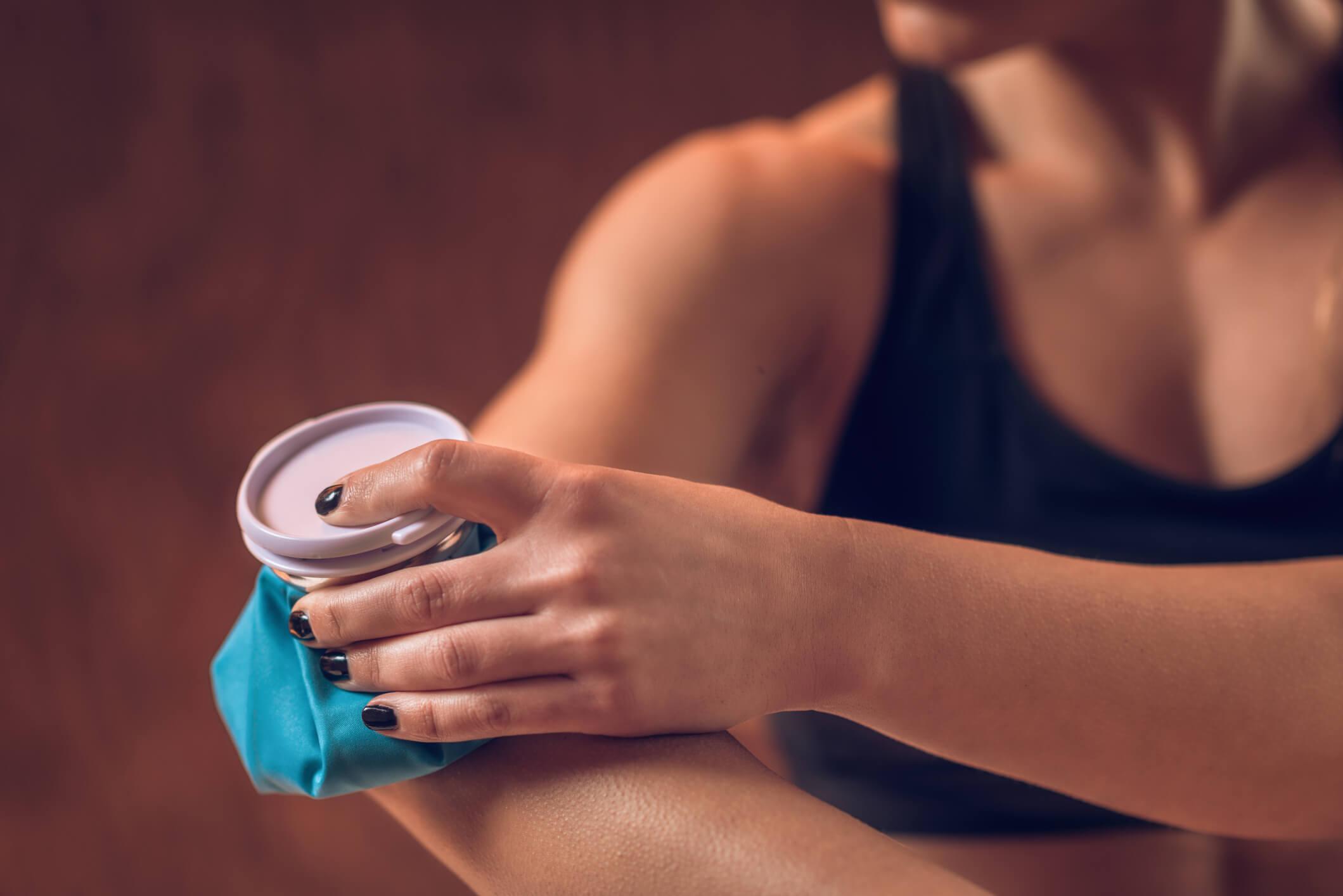 Quando Usar Calor E Frio Na Recuperação Muscular
